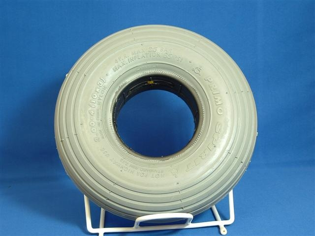Solid Rib Tyre 260 x 85 (300 x 4) (10 x 3)