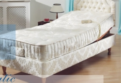 Skipton Electrically Adjustable Bed and Mattress
