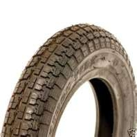 260 x 85 (300 x 4) (10 x 3) C/S Black Block Tyre