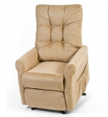 Riser Recliner Sofia Button Back