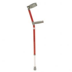 Coloured Crutches - Pair