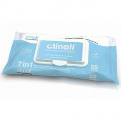 Clinell® Continence Care Wipes