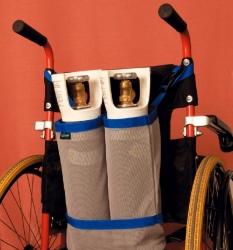Oxygen Wheelchair Bag
