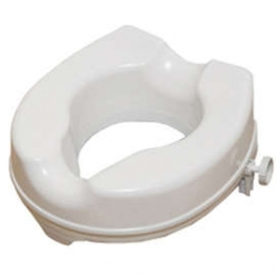 Linton Plus Raised Toilet Seat