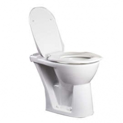 Ergonomic Toilet Seat With Lid