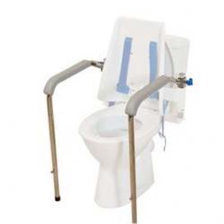 Adjustable Armrest Kit for Columbia Toilet Support