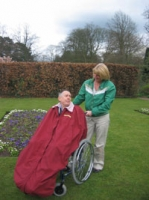 Warwick Wheelchair Mac without Sleeves