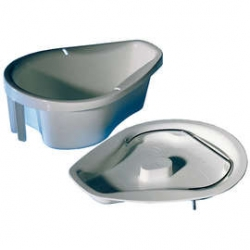 Combi Tilt-In-Space Shower Chair Accessories Potty with Lid