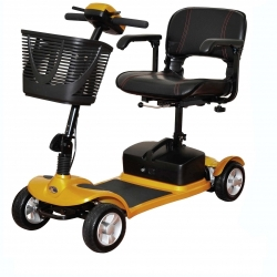 Kymco K-Lite (Golden Lemon)