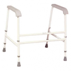 Nuvo Free Standing Toilet Frame - Extra Wide