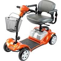 Kymco Mini LS ForU (Flame Orange)