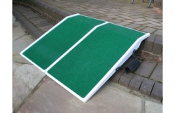 Glass Fibre Travel Ramp