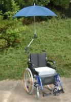 Wheelchair/Rollator Umbrella