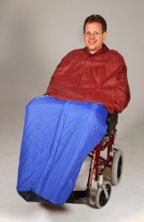 Wheelchair Capes and Covers
