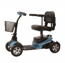 NHC Zen S11 Mobility Scooter with Rear Suspension