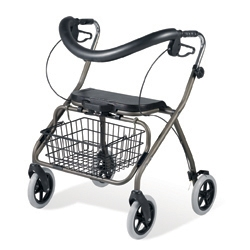 Extra Heavy Duty Rolling Walker
